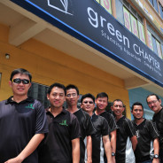 ATM Asia:  Green Chapter Rocks The Shark