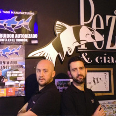 Pez & Cia: Madrid, Spain